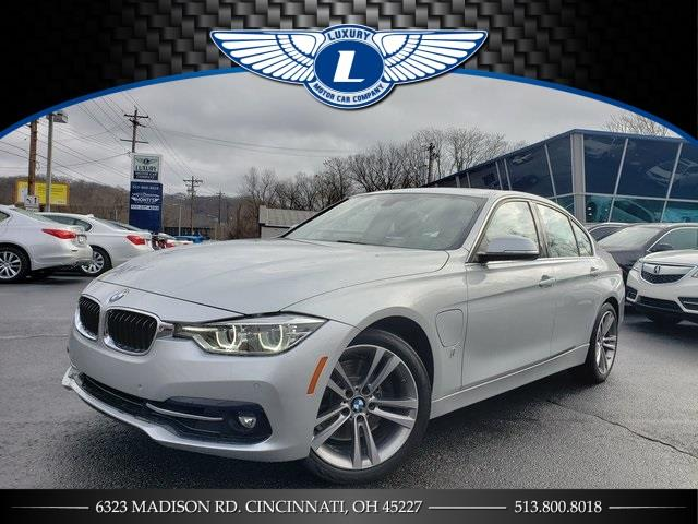 Used 2017 BMW 3 Series in Cincinnati, Ohio | Luxury Motor Car Company. Cincinnati, Ohio