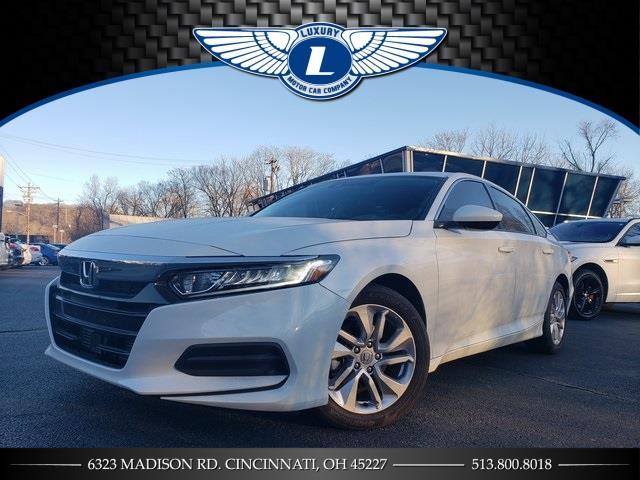 Used 2019 Honda Accord in Cincinnati, Ohio | Luxury Motor Car Company. Cincinnati, Ohio