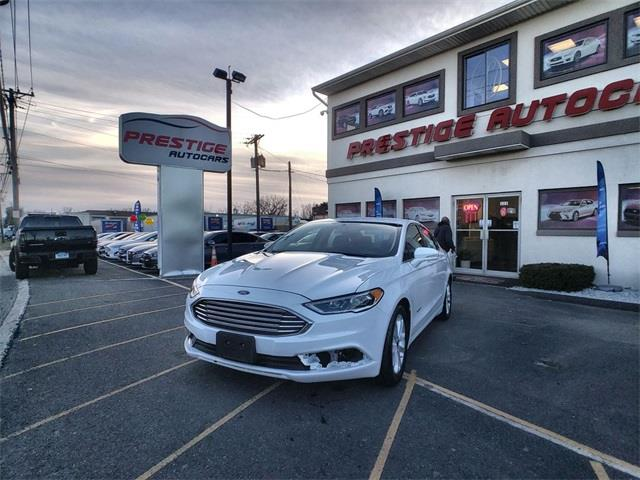 Used Ford Fusion Hybrid SE 2018 | Prestige Auto Cars LLC. New Britain, Connecticut