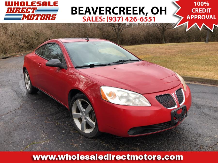 Used 2007 Pontiac G6 in Beavercreek, Ohio | Wholesale Direct Motors. Beavercreek, Ohio