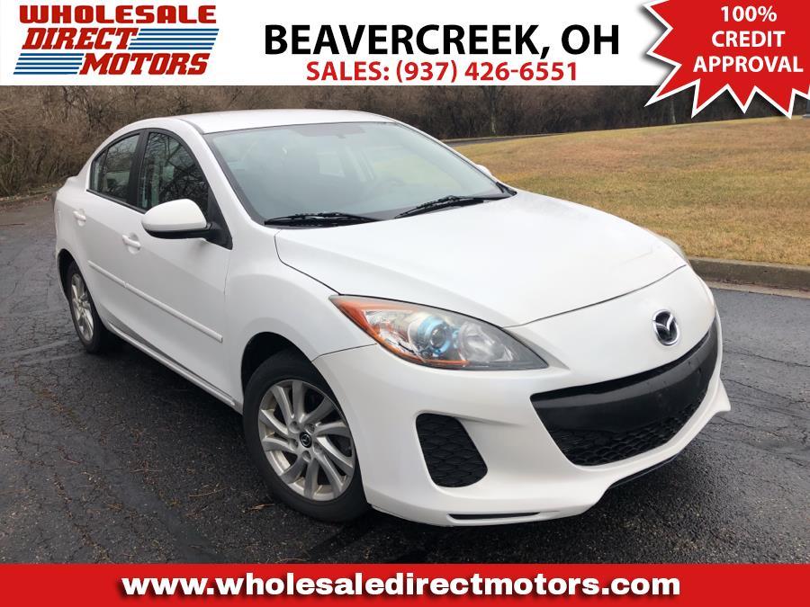 Used 2013 Mazda Mazda3 in Beavercreek, Ohio | Wholesale Direct Motors. Beavercreek, Ohio