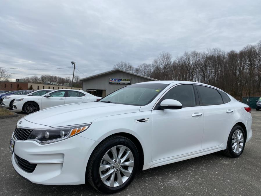 Used 2016 Kia Optima in Berlin, Connecticut | Tru Auto Mall. Berlin, Connecticut