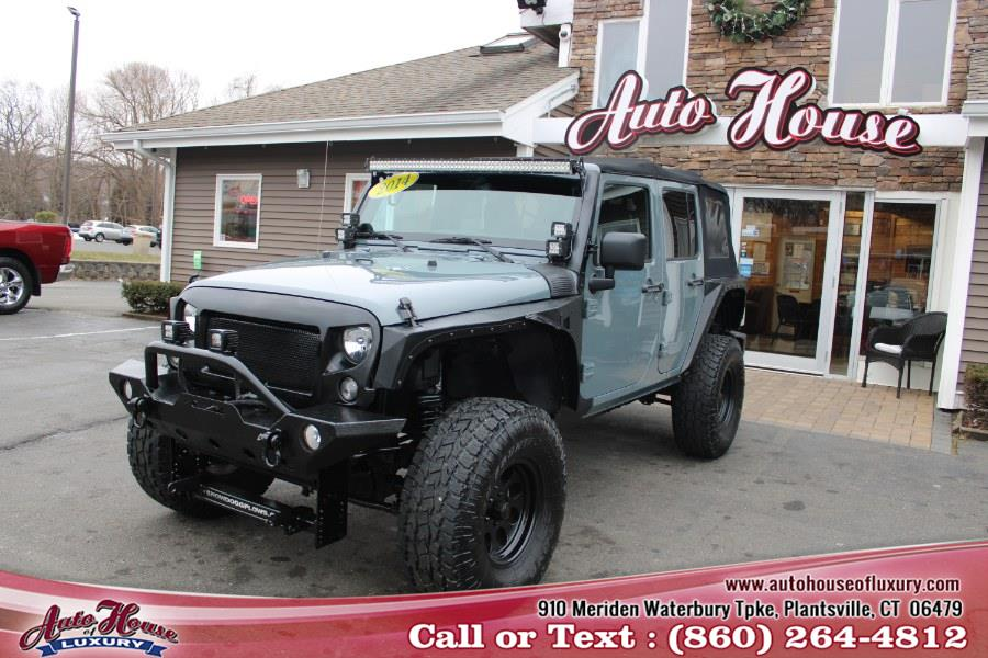 Used 2014 Jeep Wrangler Unlimited in Plantsville, Connecticut | Auto House of Luxury. Plantsville, Connecticut