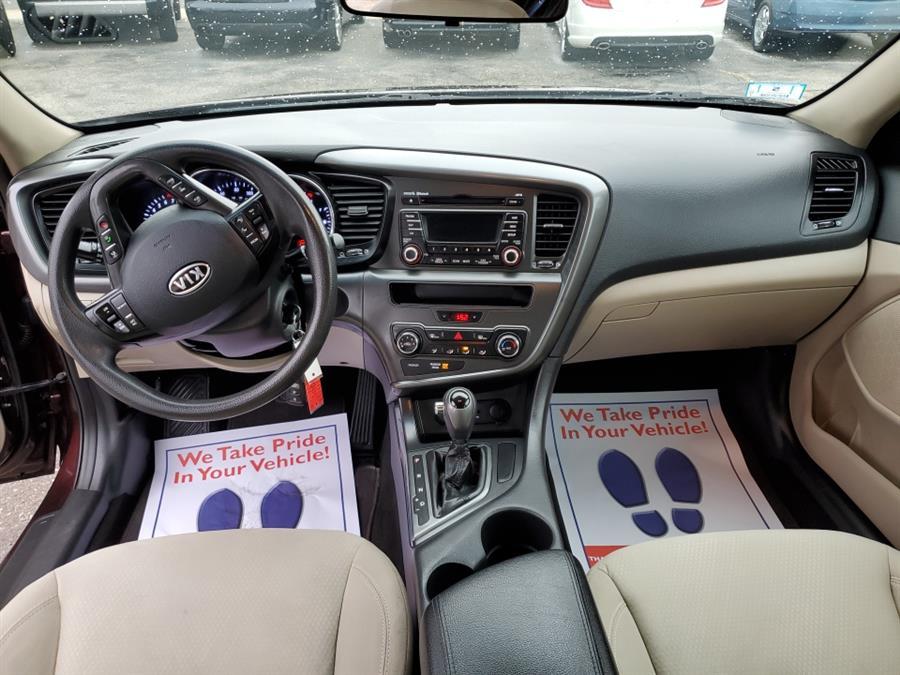 Used Kia Optima 4dr Sdn 2.4L Auto LX 2012 | Absolute Motors Inc. Springfield, Massachusetts