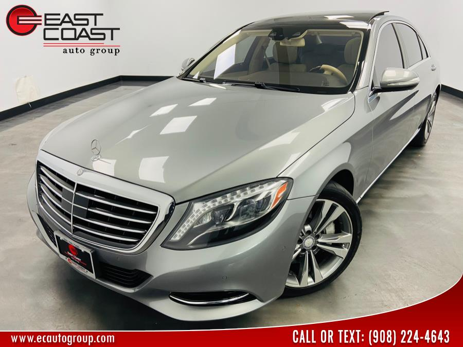 Used 2015 Mercedes-Benz S-Class in Linden, New Jersey | East Coast Auto Group. Linden, New Jersey