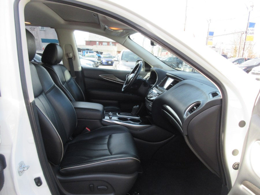 Used INFINITI QX60 AWD 2017 | Route 27 Auto Mall. Linden, New Jersey
