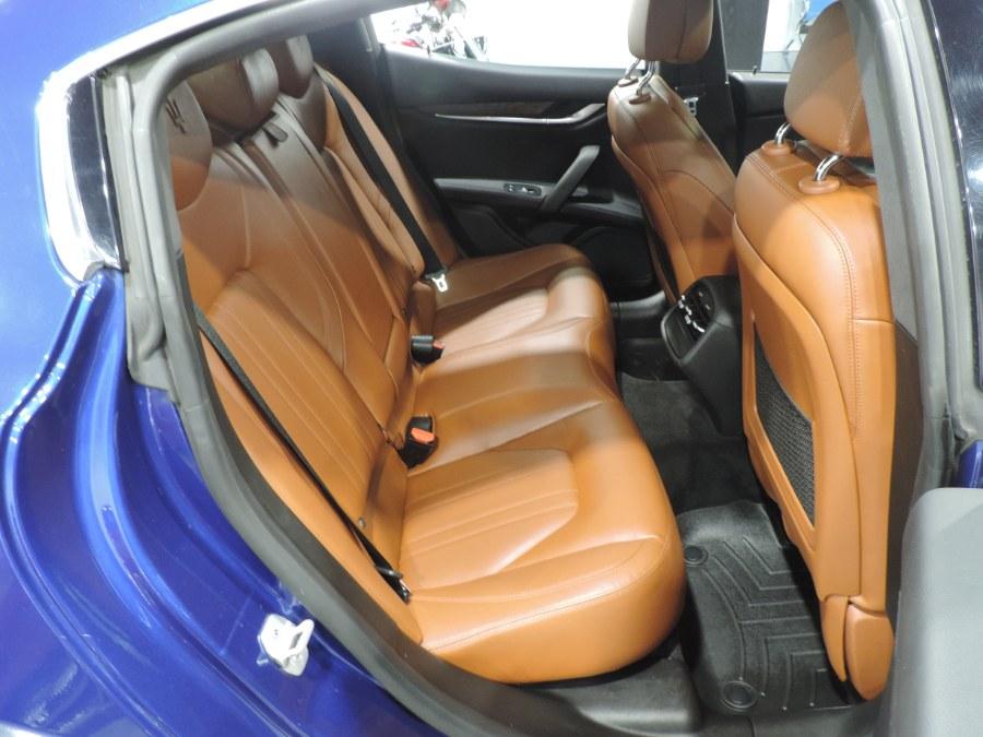 Used Maserati Ghibli 4dr Sdn S Q4 2015 | Auto Gallery. Lodi, New Jersey