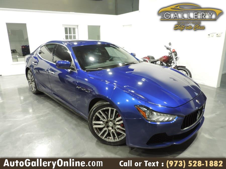 Used 2015 Maserati Ghibli in Lodi, New Jersey | Auto Gallery. Lodi, New Jersey