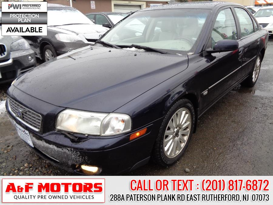 Used 2006 Volvo S80 in East Rutherford, New Jersey | A&F Motors LLC. East Rutherford, New Jersey
