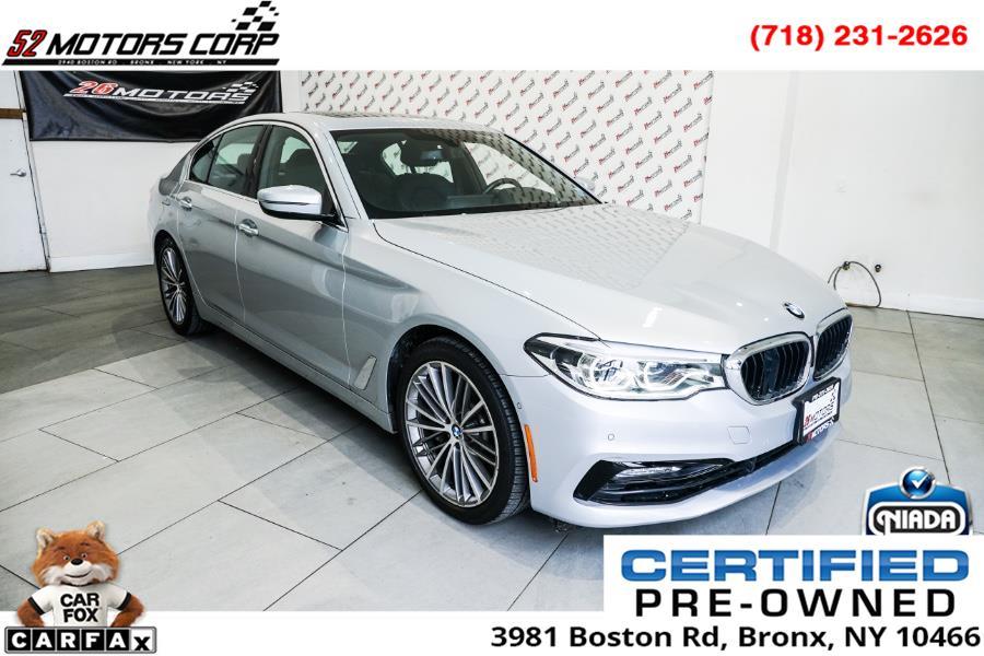 Used 2017 BMW 5 Series in Woodside, New York | 52Motors Corp. Woodside, New York