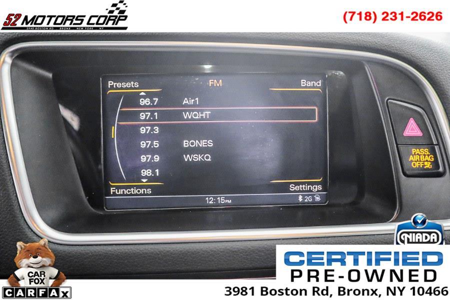 Used Audi Q5 2.0 TFSI Premium Plus 2017 | 52Motors Corp. Woodside, New York