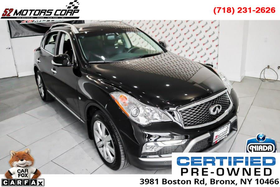 Used 2017 INFINITI QX50 in Woodside, New York | 52Motors Corp. Woodside, New York