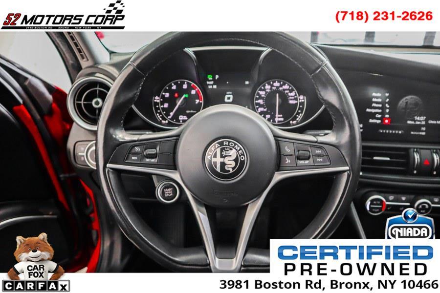 Used Alfa Romeo Giulia Ti AWD 2017 | 52Motors Corp. Woodside, New York