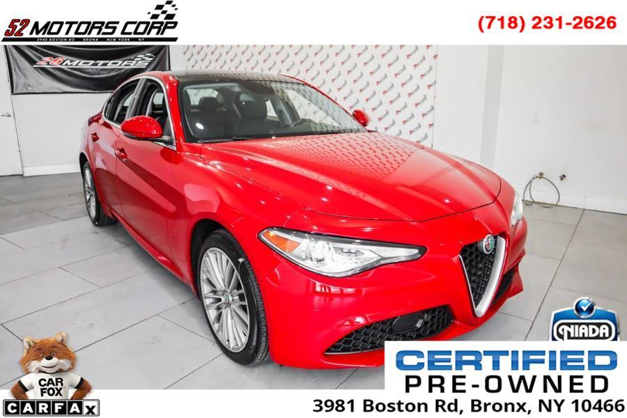 Used 2017 Alfa Romeo Giulia in Woodside, New York | 52Motors Corp. Woodside, New York