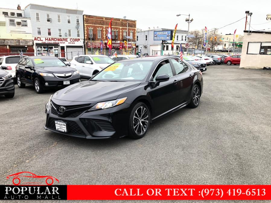 Used Toyota Camry SE Auto (Natl) 2019 | Popular Auto Mall Inc . Newark , New Jersey