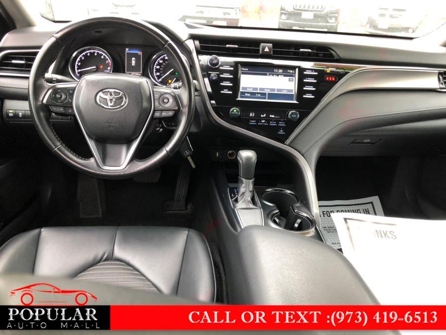 Used Toyota Camry SE Auto (Natl) 2019   Popular Auto Mall Inc . Newark , New Jersey