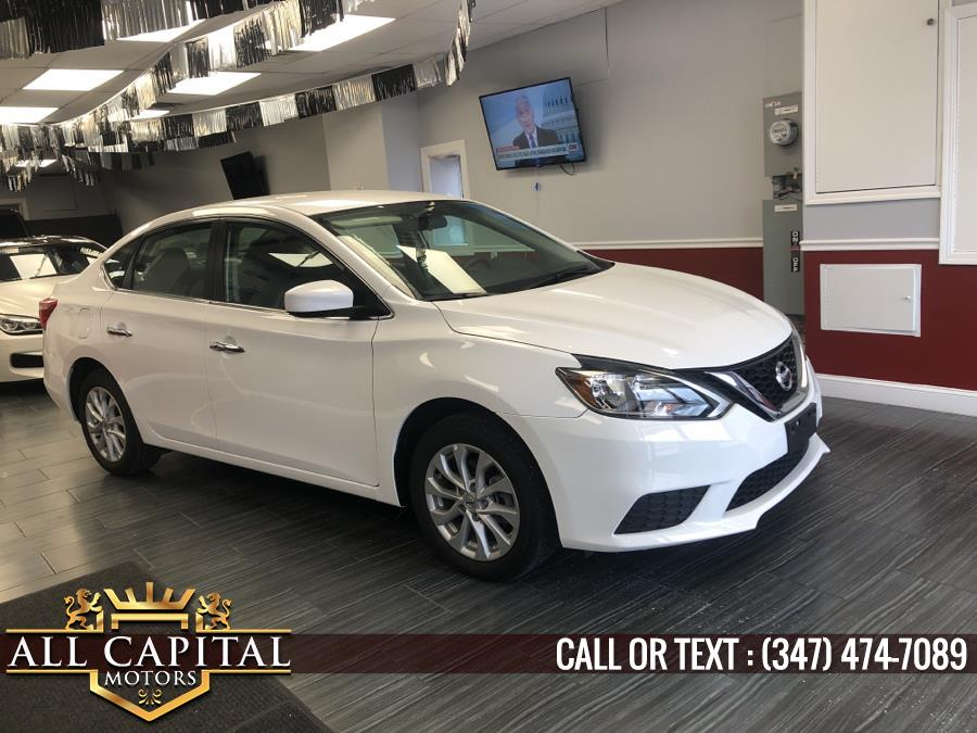 Used 2019 Nissan Sentra in Brooklyn, New York | All Capital Motors. Brooklyn, New York