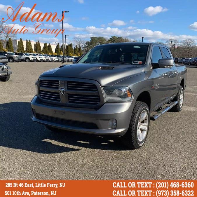 Used 2013 Ram 1500 in Little Ferry , New Jersey   Adams Auto Group . Little Ferry , New Jersey