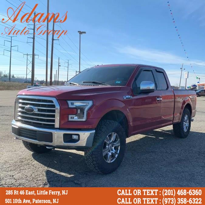 Used 2015 Ford F-150 in Paterson, New Jersey   Adams Auto Group. Paterson, New Jersey