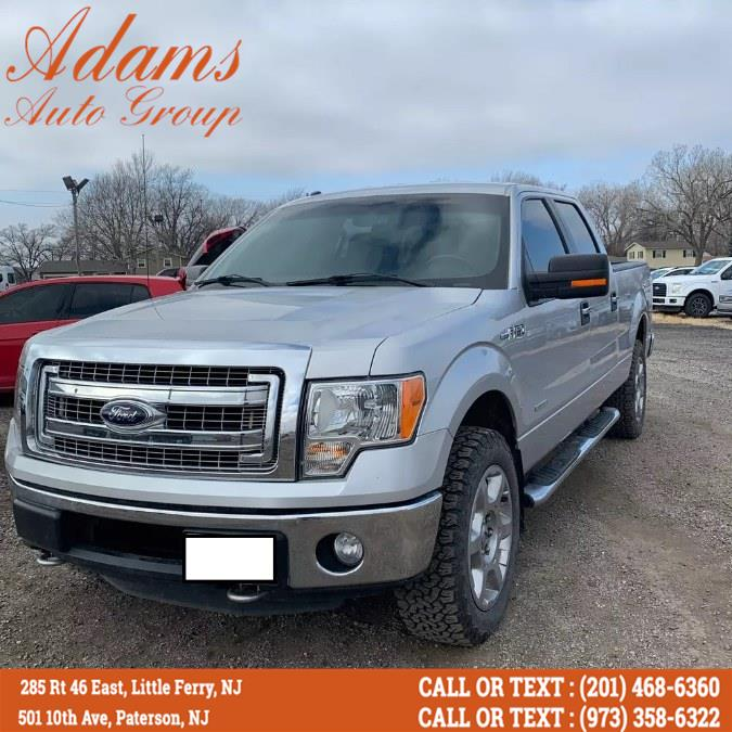 Used 2013 Ford F-150 in Paterson, New Jersey   Adams Auto Group. Paterson, New Jersey