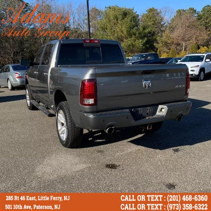 "Used Ram 1500 4WD Crew Cab 140.5"" Sport 2013 