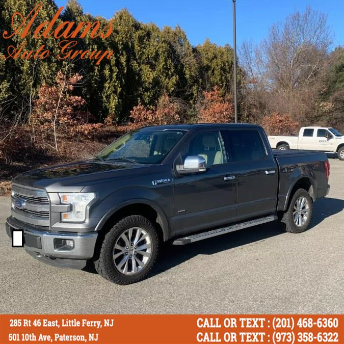Used 2015 Ford F-150 in Little Ferry , New Jersey | Adams Auto Group . Little Ferry , New Jersey