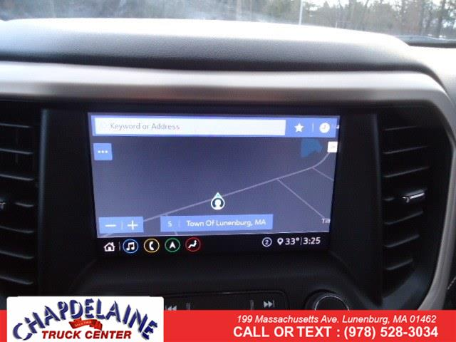 Used GMC Acadia AWD 4dr Denali 2020 | Chapdelaine Truck Center Inc.. Lunenburg, Massachusetts