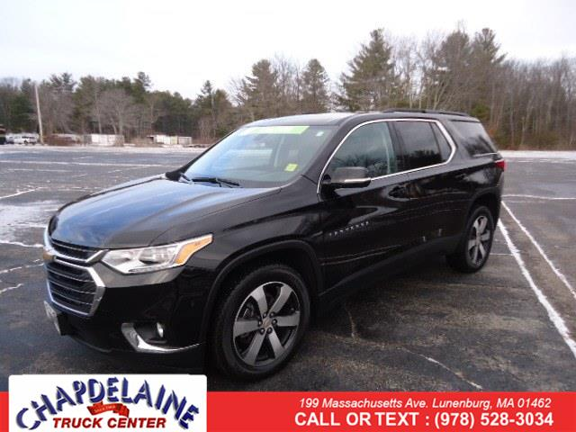 Used 2020 Chevrolet Traverse in Lunenburg, Massachusetts | Chapdelaine Truck Center Inc.. Lunenburg, Massachusetts