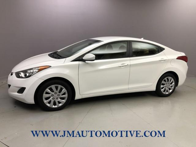 Used 2011 Hyundai Elantra in Naugatuck, Connecticut | J&M Automotive Sls&Svc LLC. Naugatuck, Connecticut