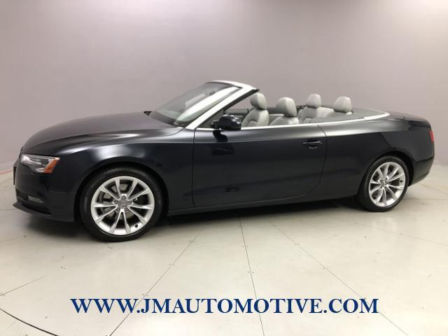 Used 2013 Audi A5 in Naugatuck, Connecticut | J&M Automotive Sls&Svc LLC. Naugatuck, Connecticut