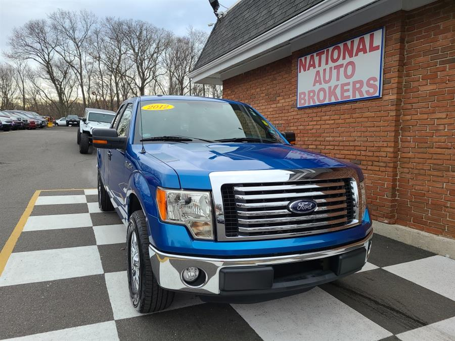 Used 2012 Ford F-150 in Waterbury, Connecticut | National Auto Brokers, Inc.. Waterbury, Connecticut