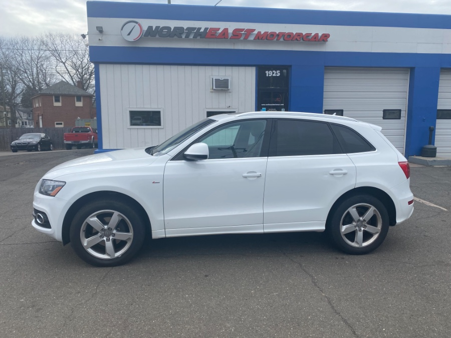 Used 2011 Audi Q5 in Hamden, Connecticut | Northeast Motor Car. Hamden, Connecticut