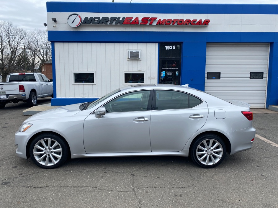 Used 2010 Lexus IS 250 in Hamden, Connecticut | Northeast Motor Car. Hamden, Connecticut