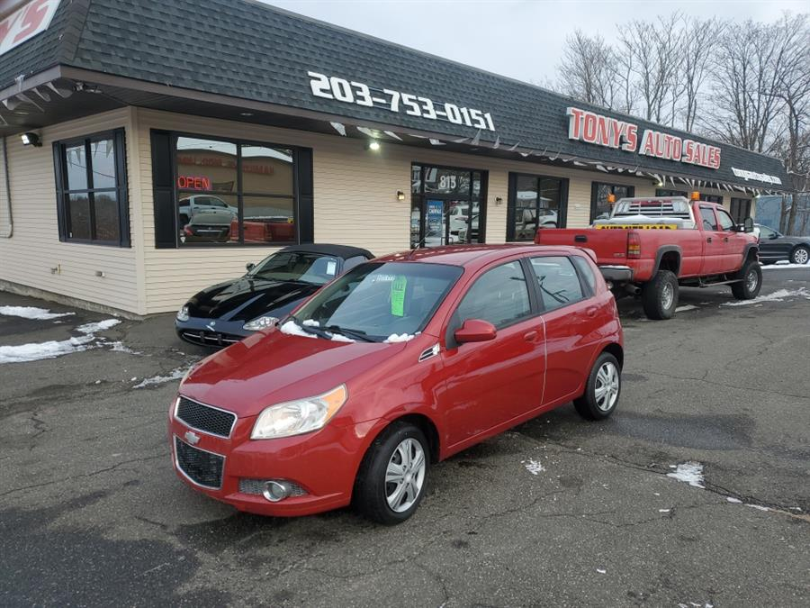 Used Chevrolet Aveo 5dr HB LT w/2LT 2011 | Tony's Auto Sales. Waterbury, Connecticut
