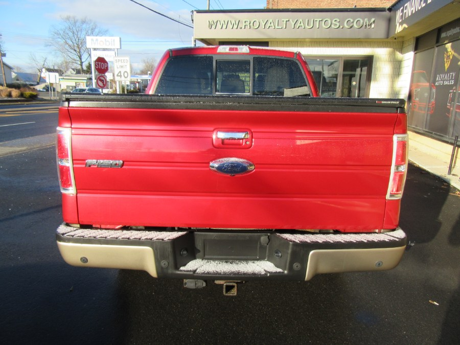 "Used Ford F-150 4WD SuperCrew 157"" Lariat 2011 