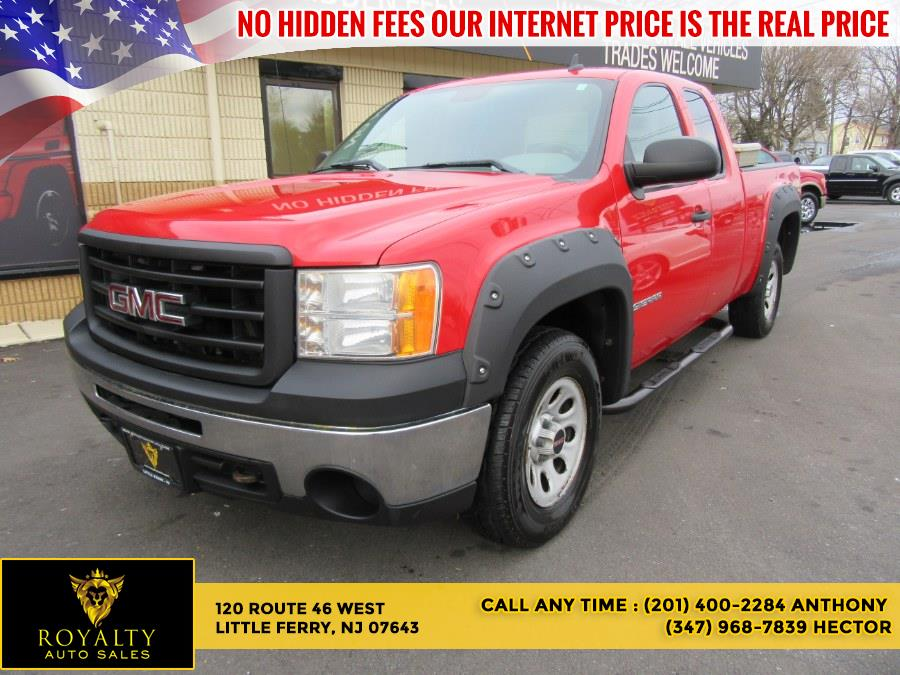 Used 2009 GMC Sierra 1500 in Little Ferry, New Jersey | Royalty Auto Sales. Little Ferry, New Jersey