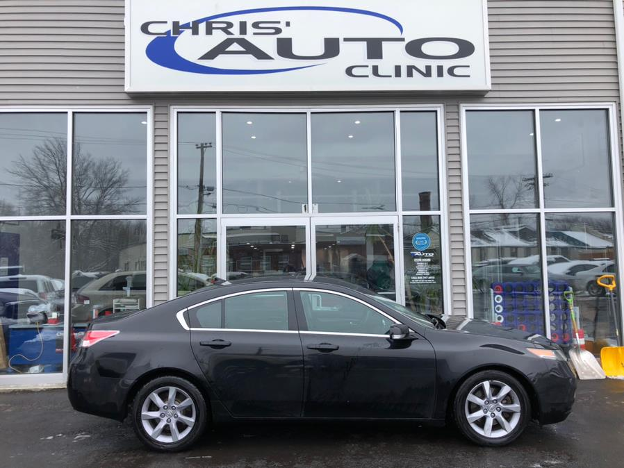 Used 2012 Acura TL in Plainville, Connecticut | Chris's Auto Clinic. Plainville, Connecticut