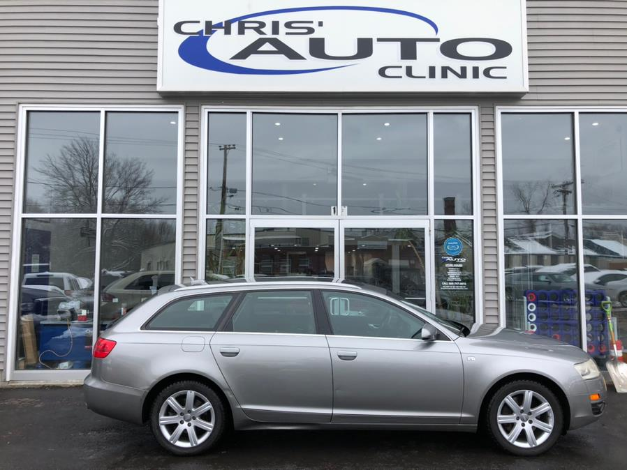 Used 2006 Audi A6 in Plainville, Connecticut | Chris's Auto Clinic. Plainville, Connecticut