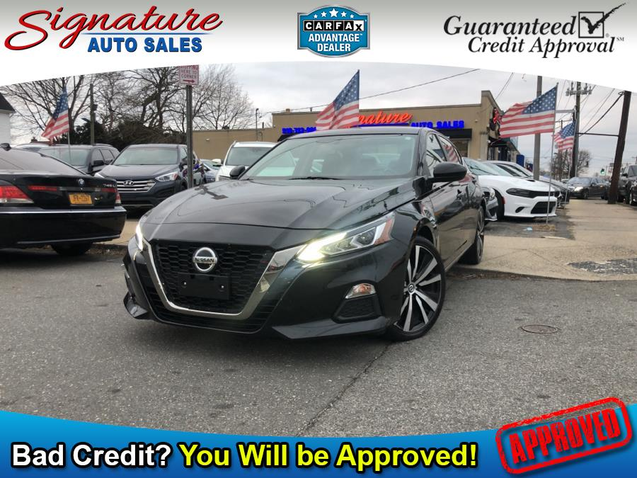 Used 2019 Nissan Altima in Franklin Square, New York | Signature Auto Sales. Franklin Square, New York