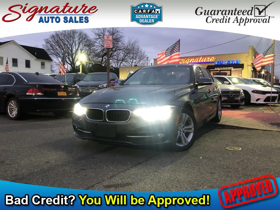 Used 2016 BMW 3 Series in Franklin Square, New York | Signature Auto Sales. Franklin Square, New York