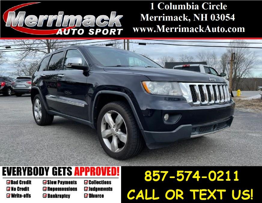 Used 2011 Jeep Grand Cherokee in Merrimack, New Hampshire | Merrimack Autosport. Merrimack, New Hampshire