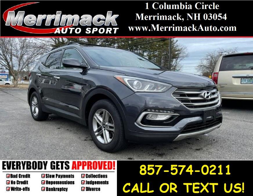 Used 2017 Hyundai Santa Fe Sport in Merrimack, New Hampshire | Merrimack Autosport. Merrimack, New Hampshire