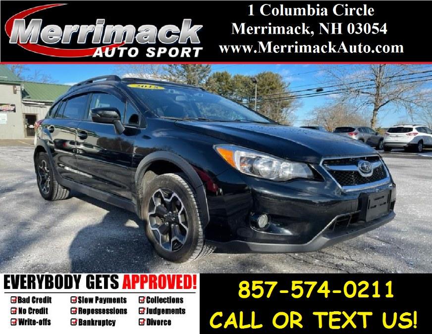 Used 2015 Subaru XV Crosstrek in Merrimack, New Hampshire | Merrimack Autosport. Merrimack, New Hampshire