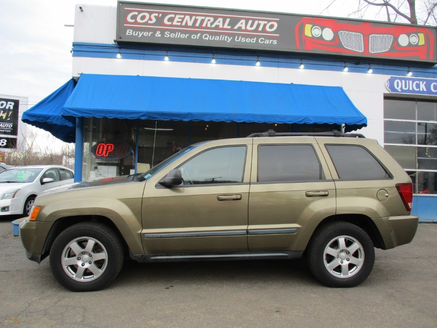 Used Jeep Grand Cherokee 4WD 4dr Laredo 2008 | Cos Central Auto. Meriden, Connecticut