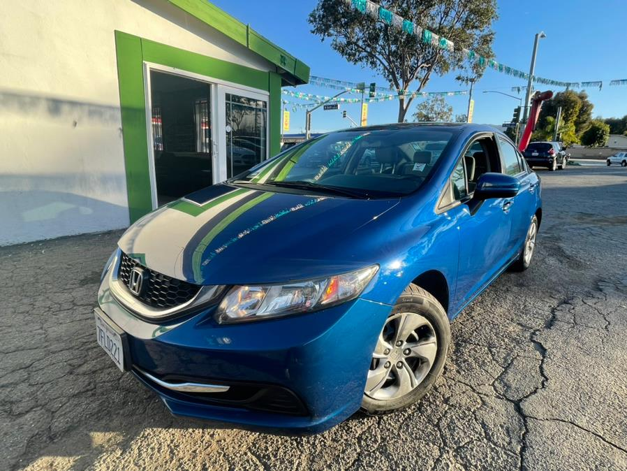 Used 2015 Honda Civic Sedan in Corona, California | Green Light Auto. Corona, California
