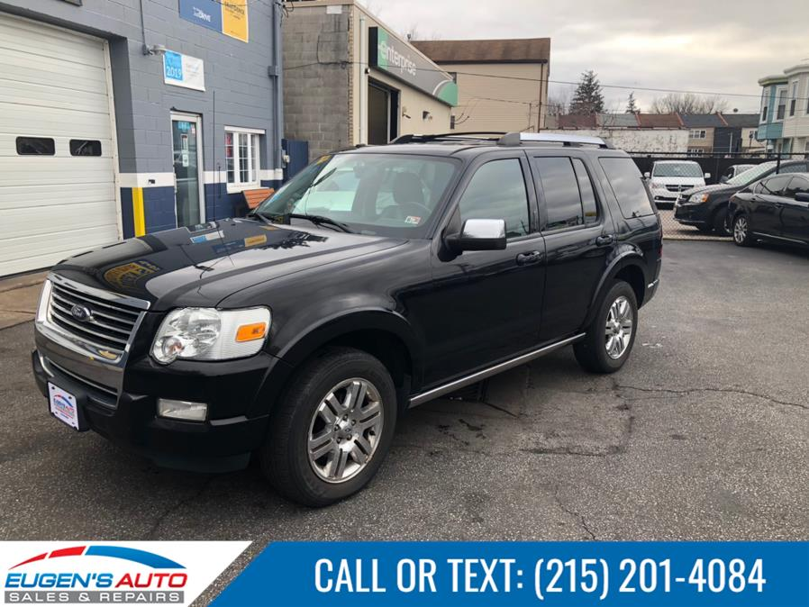 Used Ford Explorer 4WD 4dr V8 Limited 2009 | Eugen's Auto Sales & Repairs. Philadelphia, Pennsylvania