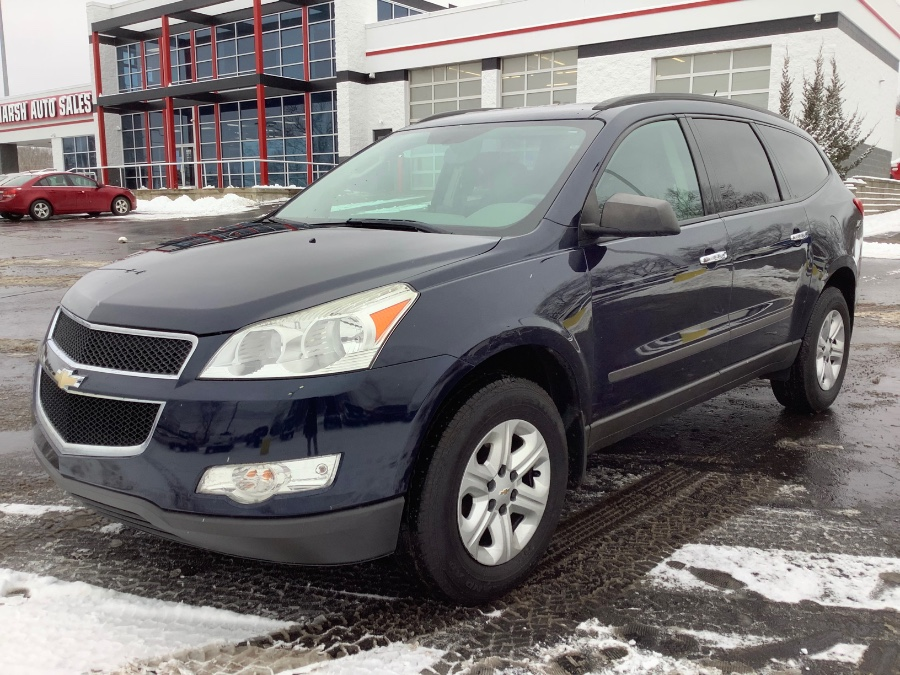 Used Chevrolet Traverse FWD 4dr LS 2011 | Marsh Auto Sales LLC. Ortonville, Michigan