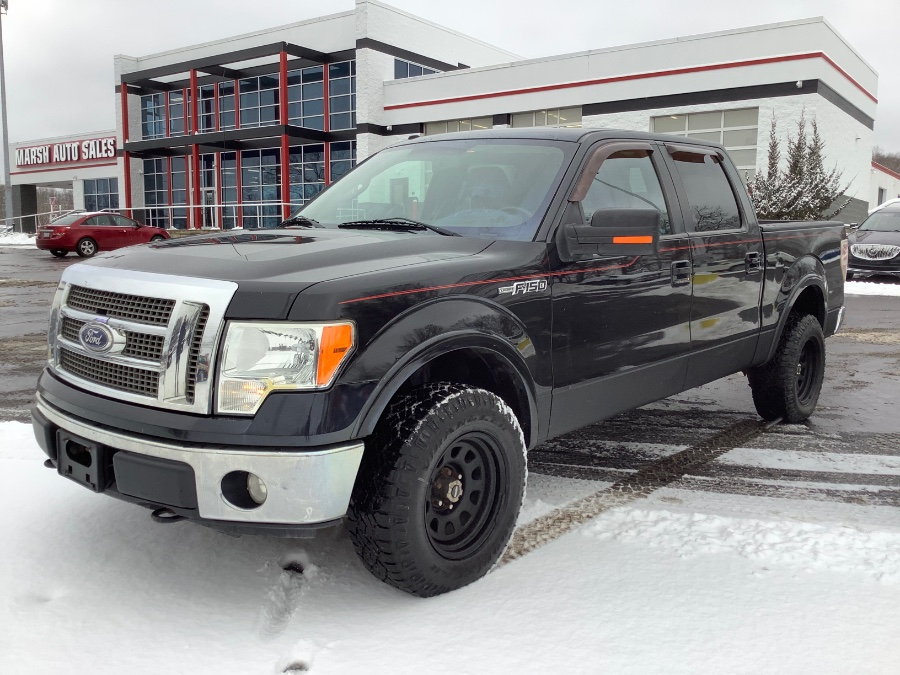"Used Ford F-150 Lariat 4WD SuperCrew 145"" XLT 2010 