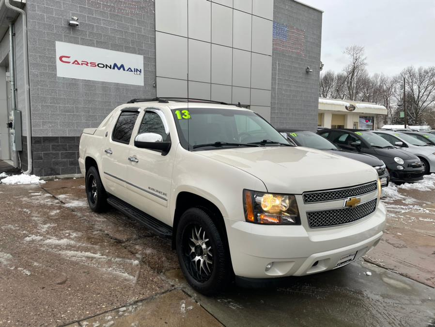 Used 2013 Chevrolet Avalanche in Manchester, Connecticut | Carsonmain LLC. Manchester, Connecticut
