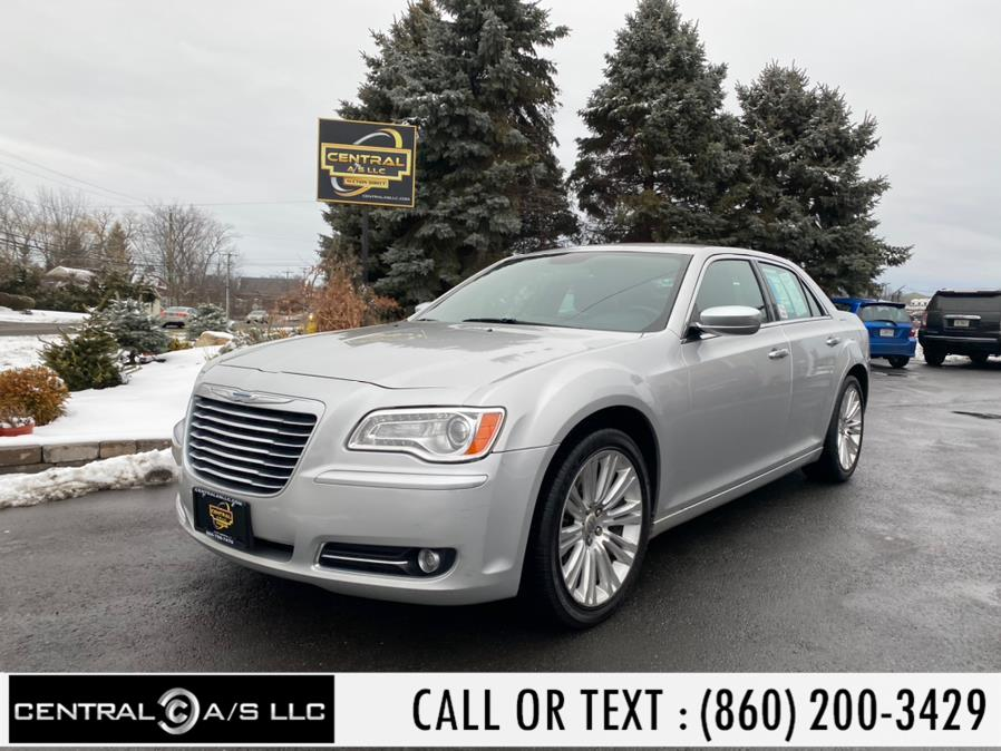 Used Chrysler 300 4dr Sdn V6 Limited RWD 2012 | Central A/S LLC. East Windsor, Connecticut